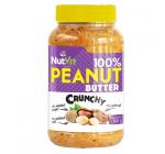 NutVit 100% Peanut Butter Crunchy - 500g