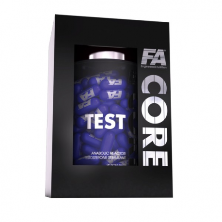 FA - CORE - TEST - 90 caps