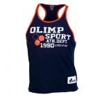 Olimp - Live&Fight -  Tank Top RALPH - NAVY
