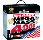 Weider Giant Mega Mass 4000 - 7kg.
