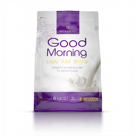 Olimp Queen Fit -  Good Morning Lady  720g