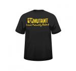 PVL T-Shirt MUTANT BLACK (nowa jakość!) - 1 szt.