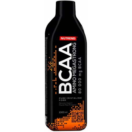 Nutrend - Amino BCAA Mega strong - 500 ml