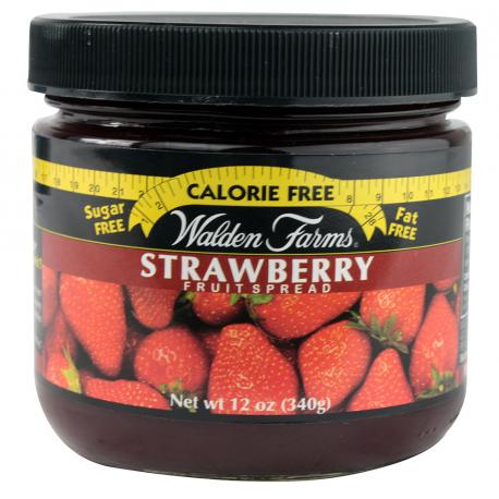 Walden Farms - Jam & Jelly Fruit Spreads - 340g