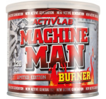 Activlab -  Machine Man Burner - 120 kaps.