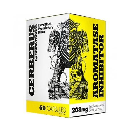 IRIDIUM LABS - Cerberus 60caps