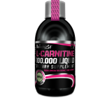 BioTechUSA -  L-carnitine 100.000 - 500ml
