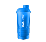 BioTechUSA -  Shaker Wave+ - 600ml -blue