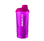 BioTechUSA -  Shaker Wave+ - 600ml - pink