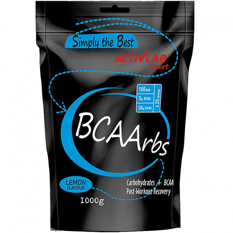 Activlab - Simply The Best -  BCAArbs - 1kg