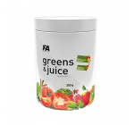 Fitness Authority - Greens & Juice - 400g - Lemon