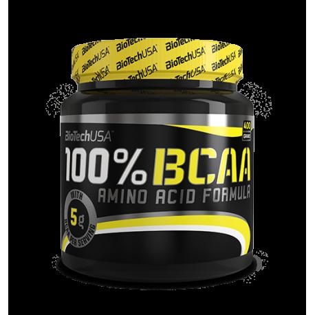 BioTechUSA 100% BCAA - 400g