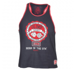 Live and Fight - CLASSIC TANK TOP NAVY