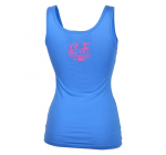 Live and Fight  -  ORIGINAL 90 women's TANK TOP Blue