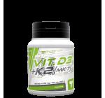 Trec - Vitamin D3+K2 (MK-7) - 60 caps.