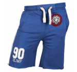 Live and Fight -  HERITAGE SHORT Blue
