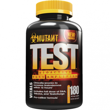Pvl - Mutant TEST - 180kap.