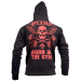 Live and Fight - MEN'S HOODIE - STACKED BLACK