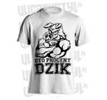 Koszulka męska - DZIK