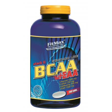 FitMax - BCAA + EAA - 240 tabl.