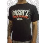 Koszulka męska - Nigdy się nie poddawaj [Husarz]