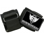 PP - Wrist wraps  - BLACK