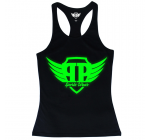 Pure Power - Power Princess - Tank Top NEON/GREEN