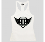 Pure Power - Power Princess - Tank Top WHITE/BLACK
