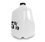 5% nutrition - GALON - 3.78 L