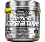 MUSCLETECH -  Platinum 100% Creatine 400g