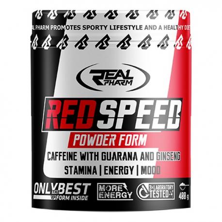 Real Pharm - Red Speed 400g