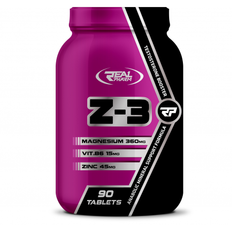 Real Pharm - Z3 90 tab