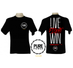 PURE POWER - PROGRESS FIRST - BLACK