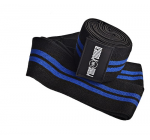 PURE POWER - Weight Lifting Knee Wraps 200cm