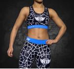 PP - Sports Wear - SPORTS BRA - BLUE