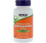 Now Foods - Ashwagandha 450 mg - 90 Cap