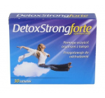 STARPHARMA - DetoxStrong Forte - 30 tab - 12.2016