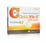 Olimp - GOLD-VIT C® 500 PLUS - 30 caps.