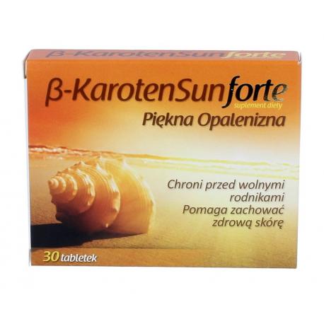 β-KarotenSun Forte
