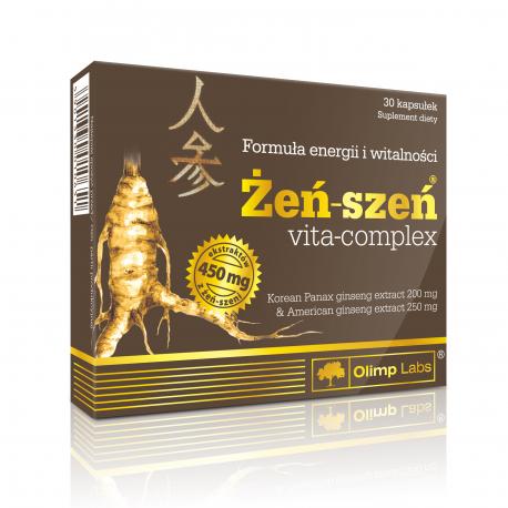 OLIMP Ginseng Vita Complex 30 kap.