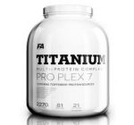 Fitness Authority - Titanium Pro Plex 7 - 2270g