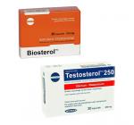 Megabol Testosterol 30 caps + Biosterol 36 caps