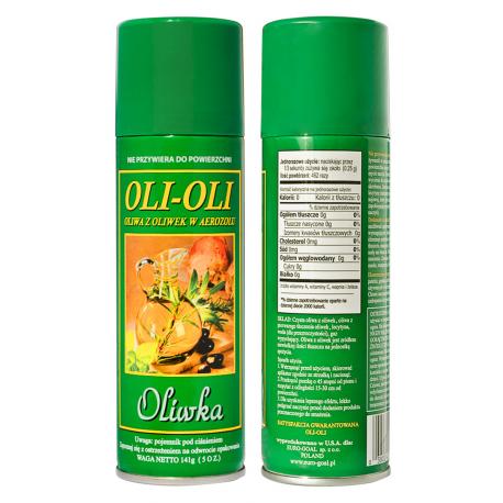 Oli-Oli Extra Virgin Olive Oil spray - 141g