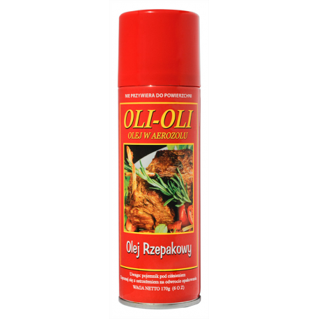 Oli-Oli Extra Virgin Olive Oil spray 170g