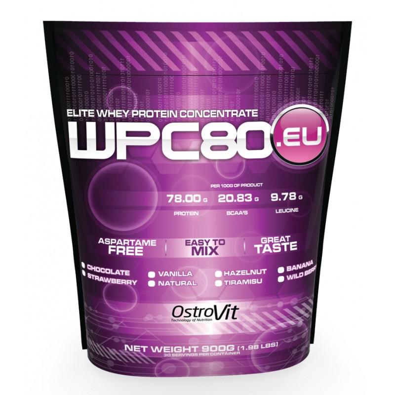 протеин ostrovit wpc 80 купить 900