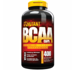 Pvl - Mutant Bcaa Caps - 400kap + smycz MUTANT