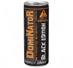Olimp - DOMINATOR - Strong Energy Drink BLACK EDITION - 24x250ml.