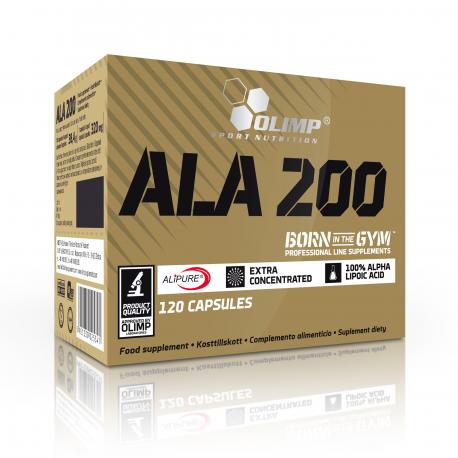 Olimp - ALA 200 - 120 cap.