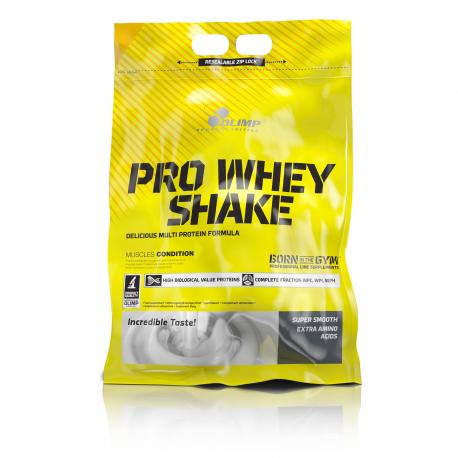 whey protein shake afvallen
