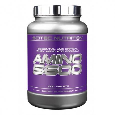 SCITEC - Amino 5600 1000 tabs